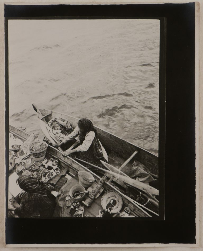[Historically Important Collection of 110 Original Gelatin Silver Photographs of the Pribilof Islands, Showing St. Paul Village and Orthodox Church, American Sealers, the Fur Seal Industry, and Native People]. NORTH AMERICA - ALASKA - PRIBILOF ISLANDS, Harry Denison CHICHESTER.