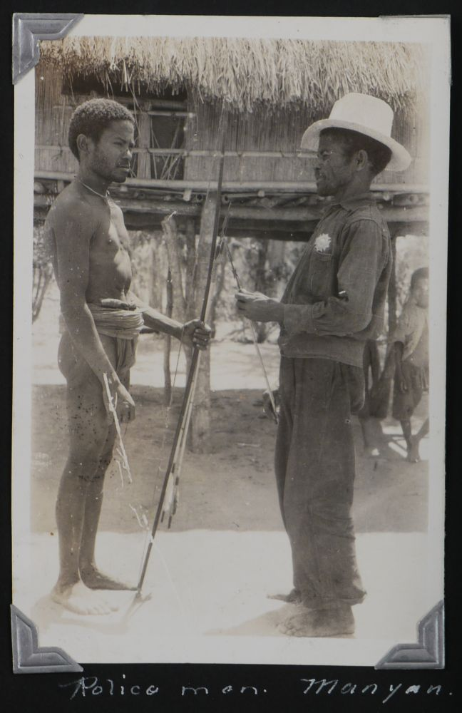 [Album with ca. 660 Original Gelatin Silver Photos (ca. 420 Philippines) Taken by a Sergeant of the US Navy Asiatic Fleet During his Service in the Philippines and China in the mid-1930s]. POLK, J.G. Sgt. ASIA - PHILIPPINES.