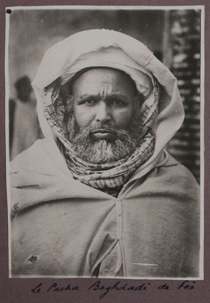 [Album of over 300 Original Gelatin Silver Photographs Documenting the Zaïan and Rif Wars In Morocco]. MIDDLE EAST, ISLAMIC WORLD - ZAIAN, RIF WAR - MOROCCO.