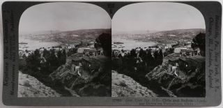 [Collection of Twenty-five Original Gelatin Silver Stereoviews Showing Local People, Villages, Farms and Industry in Bolivia and Chile].