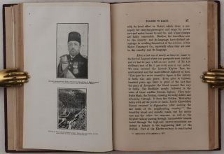 Through Amanullah's Afghanistan: A Book of Travel.