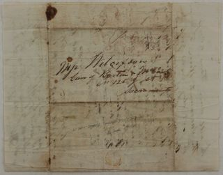 "[Original Autograph Letter Signed and Addressed to Noted Californian Pioneer Jefferson Wilcoxson, Written by His Ranching Partner ""Jack"", Possibly by His Brother Jackson, With News from the Union Cattle Ranch near Marysville, Yuba Co.]"