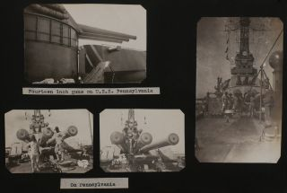 [Album with over 200 original Photos Taken During the American Sugar Intervention in Cuba (1917-22), Showing Officers and Soldiers of the American Marine Corps, Camps at San Juan Hill, San Luis and Camaguey, Scenes of Military Drills, Marches, Everyday Life, Views of the Guantanamo Naval Base and American Naval Ships, Cities of Santiago and Guantanamo, Guaso River, Sugar Mill, San Luis Railway Station, etc.; With a Hundred Photos of Bacher, His Family, Friends and Marines at other Military Stations].