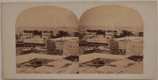 [Collection of Sixty-nine Early Original Albumen Stereoview Photographs of Egypt, Showing the Alexandria Waterworks and Kom Ad Dikah Neighbourhood, Almost Certainly Taken by European Associates of the Waterworks and Their Servants, Views of Cairo, and Ancient Egyptian Temples and Sites along the Nile].