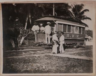[Album with over 160 Original Gelatin Silver Photographs of Honduras Railroad, Cities and People, American Residents and their Houses; [With] Seventy Loose Photos (about 40 duplicates), Five Period Autograph Letters Signed to Smith and Written on Paper with the Honduras Railroad Printed Letterhead, Six Real Photo Postcards, Two Honduran 1903 Presidential Election Ribbons, and Several Related Ephemera.]