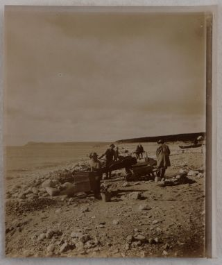 Collection of Thirty-Two Original Gelatin Silver Photographs of Alaska and Yukon Territory During...