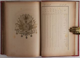 Salname-i Nezaret-i Hariciye[A Yearbook of the Ottoman Foreign Ministry].