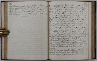 [A Manuscript Journal, Titled:] Turkey in 1855 & 1856. Notes taken by Edw. Estridge during his residence in Constantinople.