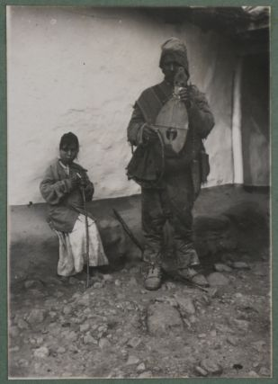 [Album with 225 Original Gelatin Silver Photographs Showing Macedonia & Greece, Istanbul & Odessa during the Last Phase of WW1].