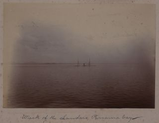 [Interesting Collection of Twenty Original Gelatin Silver Photographs of Panama and the Canal During its Construction around 1900 (including two photos of Nicaragua)].