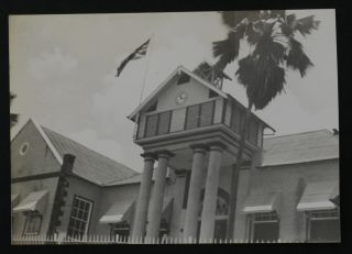 """[Album with 219 Original Gelatin Silver Photos, Illustrating Dr. L.E. Rozeboom's Malaria Research Trip to Trinidad in 1941, Showing the Party Members, Interior of a Trinidad Medical Facility, a Village near the US Air Base in Cumuto where """"We Collected Mosquitoes,"""" """"Place where Rozeboom got Malaria,"""" also Port of Spain, Scarborough, Chaguaramas Bay, Chacachacare and Gaspar Grande Island, Tunapuna, Arima, Manzanilla Bay, Toco Road, Galera Point Lighthouse, Balandra Bay, Eastern Main Road, San Sousi, Portraits of the Locals, etc.]"""