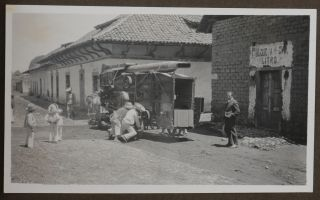 [Album with 199 Gelatin Silver Photographs Showing the Life of a Family of German Residents In Mexico During the Mexican Revolution].