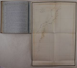 [Journal of H.M.S. Lily on her Homeward Voyage to England, from Melbourne Around Cape Horn via Rio de Janeiro just After the Eureka Rebellion in Ballarat, Victoria].