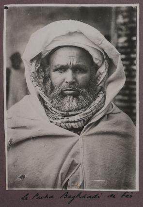 Album of over 300 Original Gelatin Silver Photographs Documenting the Zaïan and Rif Wars In...