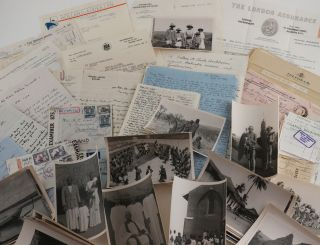 Extensive Private Archive with over 140 Original Gelatin Silver Photographs taken during Hildur...