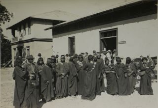[Rare Collection of Thirty Gelatin Silver Photographs Which Document C.L. Chester's Travels Through Peru (Lima and Along the Central Railway) in 1910 and Show Urban and Rural Scenes Including the Local Indigenous People].